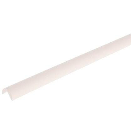 Угол 3/4 2700 мм ПВХ вспененный цвет слоновая кость