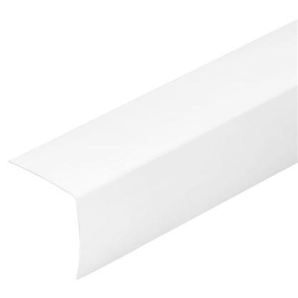 Угол 60х60x2700 мм цвет белый