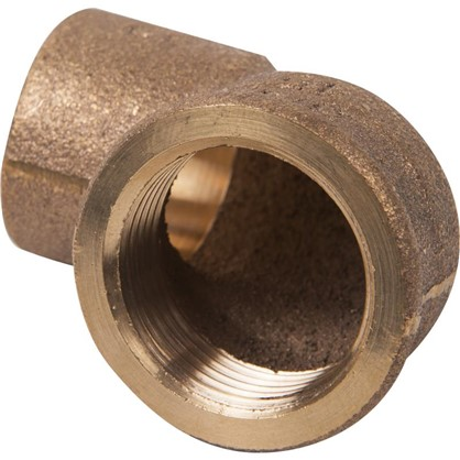 Угол 90° Viega 22х3/4 внутренняя резьба медь