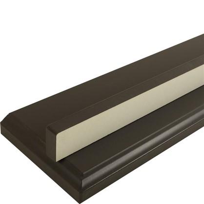 Угол для кухонного шкафа Леда серая 4х70 см