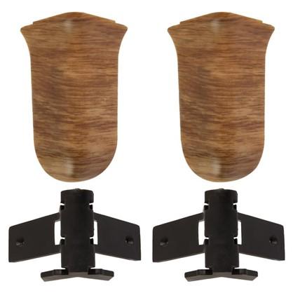 Угол для плинтуса внешний Artens Гроссето 65 мм 2 шт.