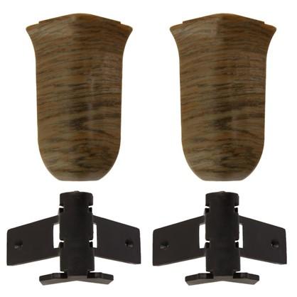 Купить Угол для плинтуса внешний Artens Мессина 65 мм 2 шт. дешевле