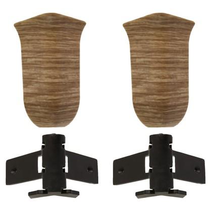 Угол для плинтуса внешний Artens Прато 65 мм 2 шт.
