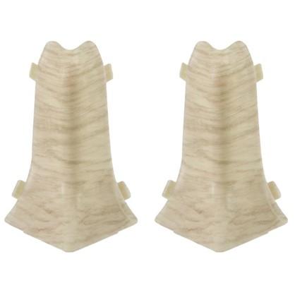 Угол для плинтуса внутренний Artens Ареццо 65 мм 2 шт.