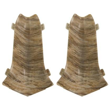 Купить Угол для плинтуса внутренний Artens Бергамо 65 мм 2 шт. дешевле