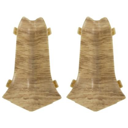 Угол для плинтуса внутренний Artens Ливорно 65 мм 2 шт.