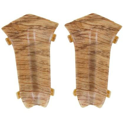 Угол для плинтуса внутренний Artens Мачерат 65 мм 2 шт.