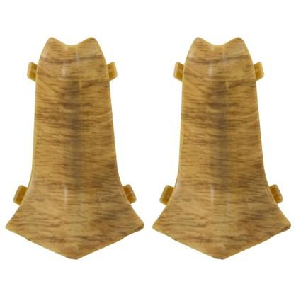 Купить Угол для плинтуса внутренний Artens Модена 65 мм 2 шт. дешевле