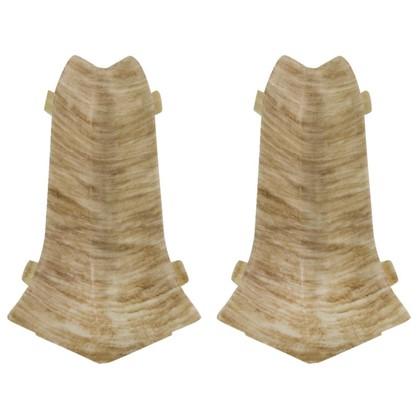 Купить Угол для плинтуса внутренний Artens Перуджа 65 мм 2 шт. дешевле