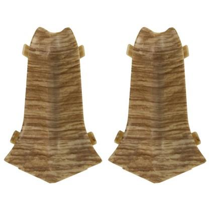 Угол для плинтуса внутренний Artens Прато 65 мм 2 шт.