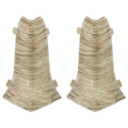Угол для плинтуса внутренний Artens Равенна 65 мм 2 шт.