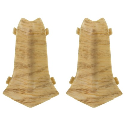 Угол для плинтуса внутренний Artens Терна 65 мм 2 шт.