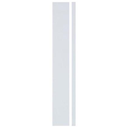 Купить Угол для шкафа Delinia Фенс 4х70 см МДФ цвет белый дешевле