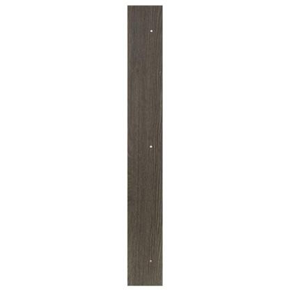 Угол для шкафа Delinia Фрейм темный 4х70 см
