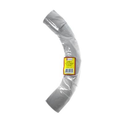Угол для труб единый 90 градусов Экопласт D50 мм 1 шт.