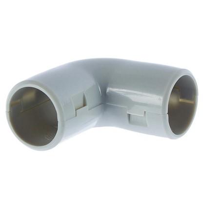 Угол для труб сборный 90 градусов Экопласт D20 мм 5 шт.
