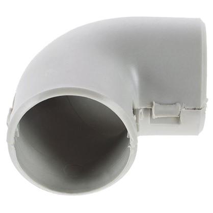 Купить Угол для труб сборный 90 градусов Экопласт D32 мм 5 шт. дешевле