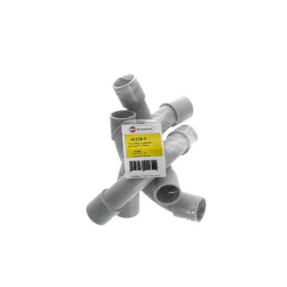 Купить Угол для труб Т-образный сборный Экопласт D32 мм 1 шт. дешевле