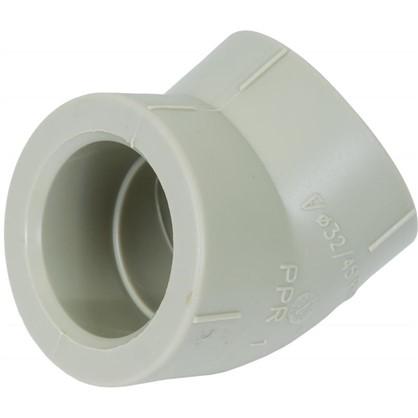 Угол FV-Plast 45 градусов 32 мм полипропилен