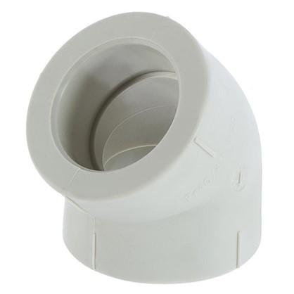 Угол Fv-Plast 45 градусов d 40 мм полипропилен