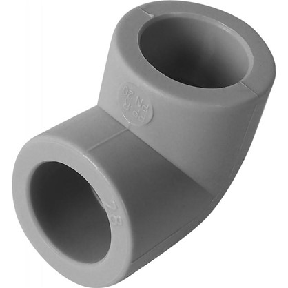 Угол FV-Plast -Plast 90 градусов 20 мм полипропилен