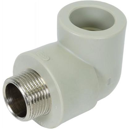 Угол комбинированный FV-Plast наружная резьба 32х1 мм полипропилен