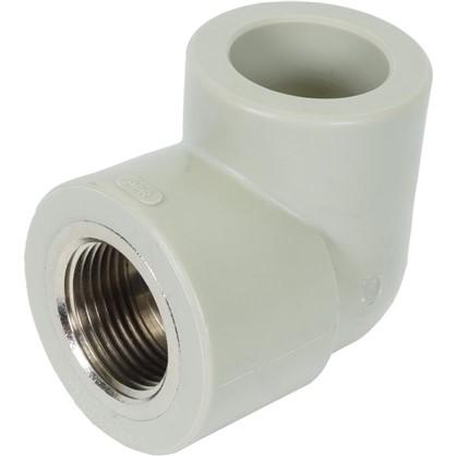 Угол комбинированный FV-Plast внутренняя резьба 32х1 мм полипропилен