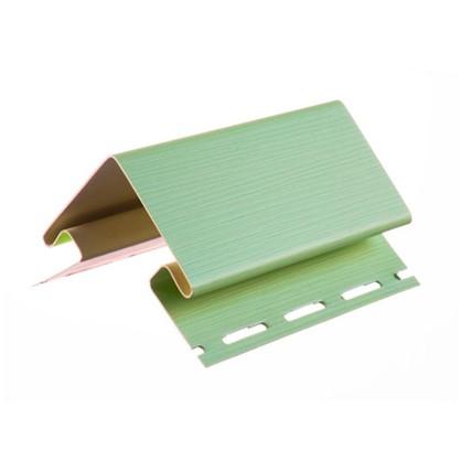 Купить Угол наружный 3 м цвет светло зеленый дешевле