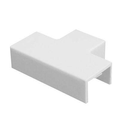 Угол Т-образный 15/10 мм цвет белый 4 шт.