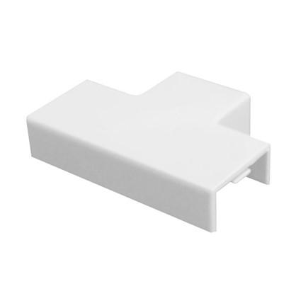 Угол Т-образный 20/10 мм цвет белый 4 шт.