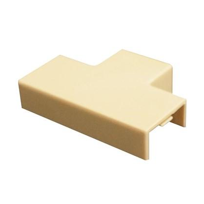 Угол Т-образный 20/10 мм цвет сосна 4 шт.