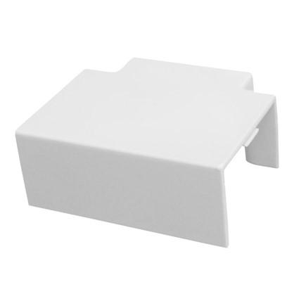 Угол Т-образный 40/25 мм цвет белый 4 шт.