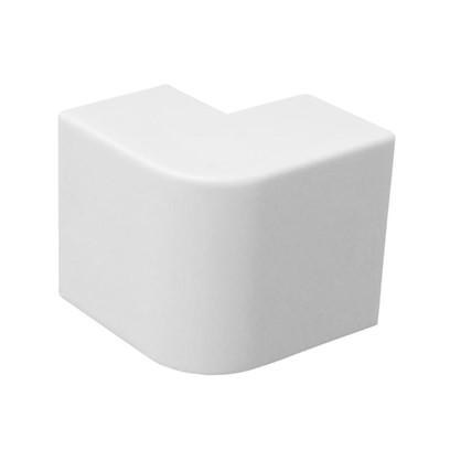 Угол внешний 25/16 мм цвет белый 4 шт.