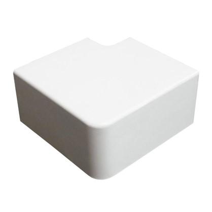 Угол внешний 40/60 мм цвет белый 2 шт.