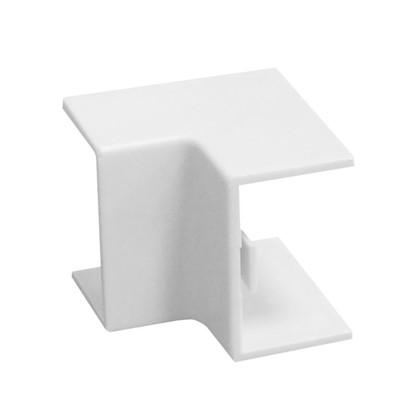 Угол внутренний 25/16 мм цвет белый 4 шт.