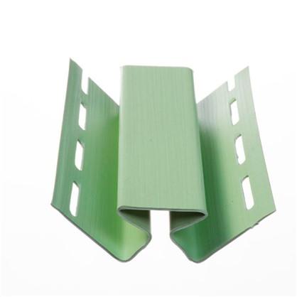 Угол внутренний 3 м цвет светло зелёный