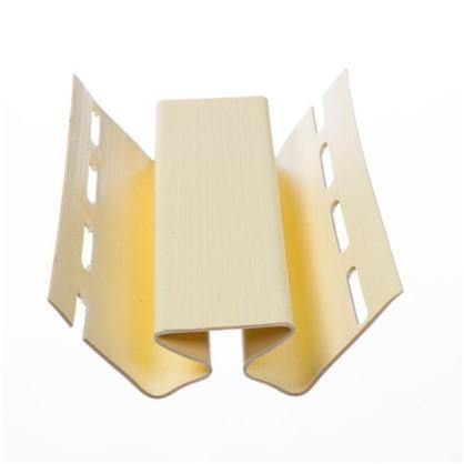 Угол внутренний 3 м цвет желтый