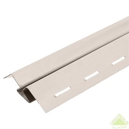 Купить Угол внутренний для фасадных панелей Fineber цвет серый дешевле