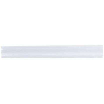 Уголок керамический прямой 200х25 мм цвет белый
