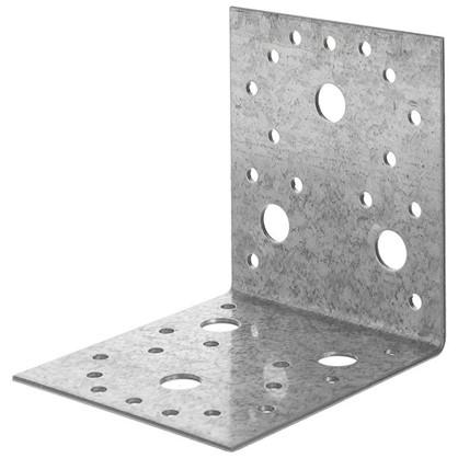 Уголок крепежный 105x105x90x2 мм