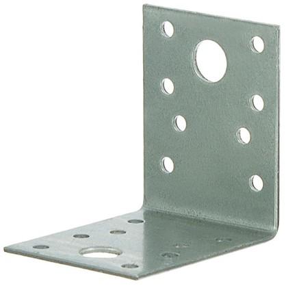 Уголок крепежный 70х70х55х2 мм