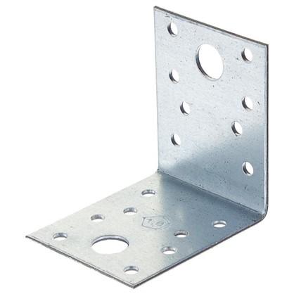 Уголок крепежный 70x70x53x1.8 мм