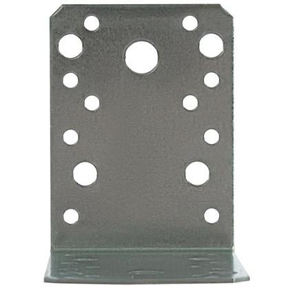 Уголок крепежный 90х90х65х2 мм
