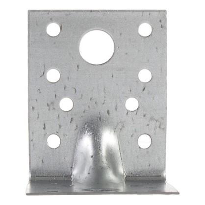 Уголок крепежный усиленный 70x70x55x1.8 мм