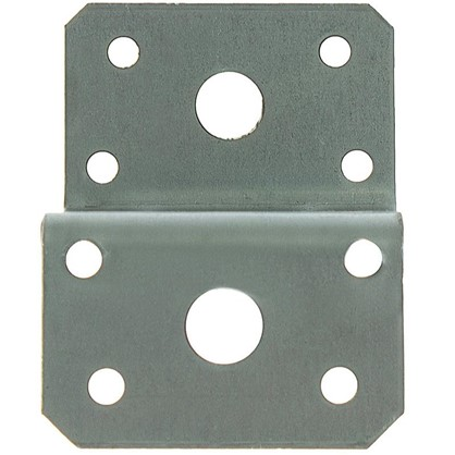 Купить Уголок крепежный Z-образный 35x70x35x55x2 мм дешевле