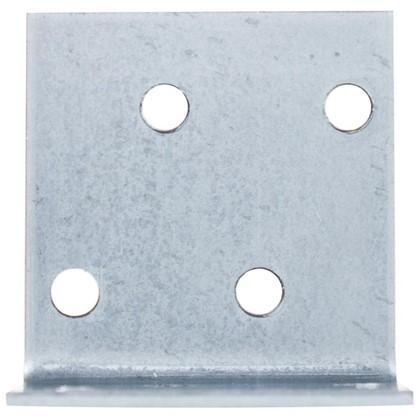 Уголок соединительный 40x40x40x1.10 мм