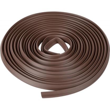 Уплотнитель универсальный 5.5 м цвет коричневый