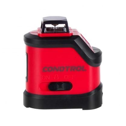 Уровень лазерный Condtrol X360 с дальностью до 30 м