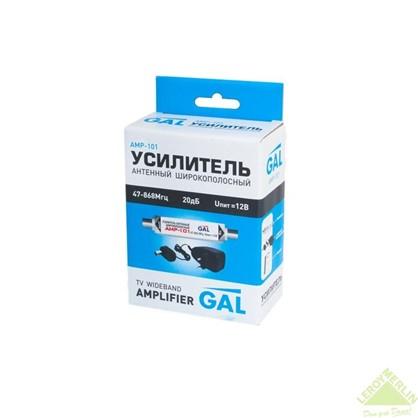 Усилитель GAL AMP-101  16х10х5 см