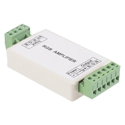 Купить Усилитель RGB 288 Вт 5 А на канал до 20 м ленты дешевле